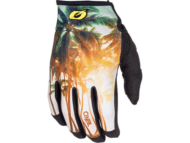 ONeal Mayhem Bike Gloves white/black